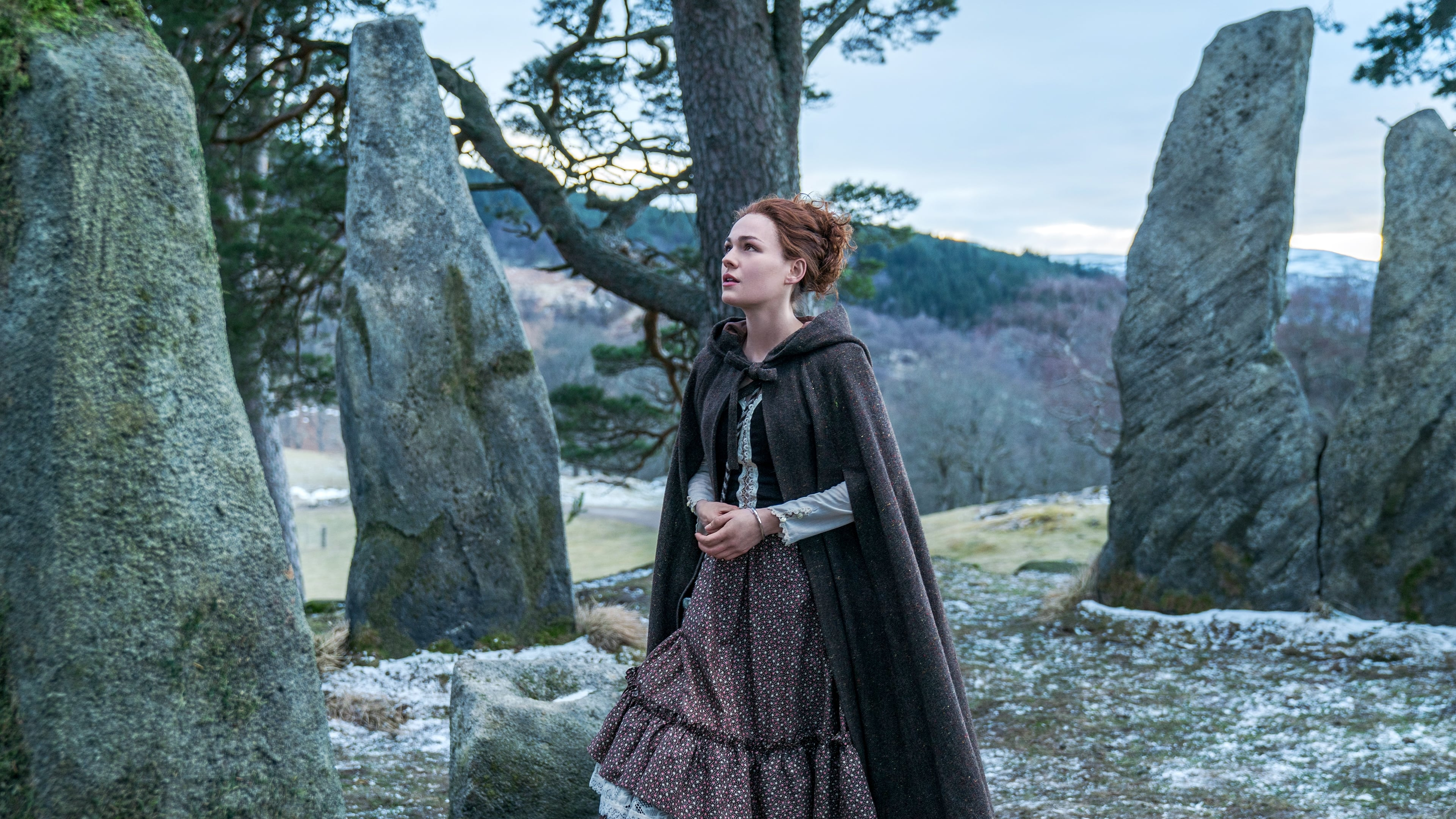 Outlander Season 4 :Episode 7  Down the Rabbit Hole