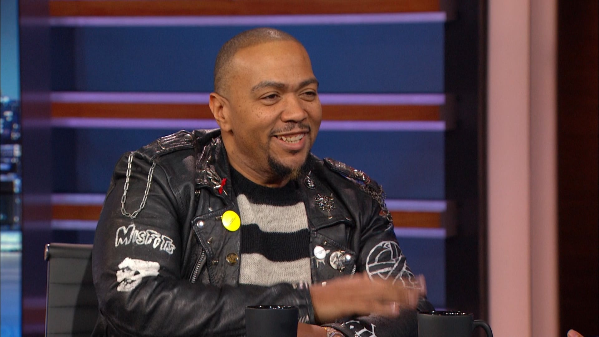 The Daily Show with Trevor Noah Season 21 :Episode 25  Timbaland