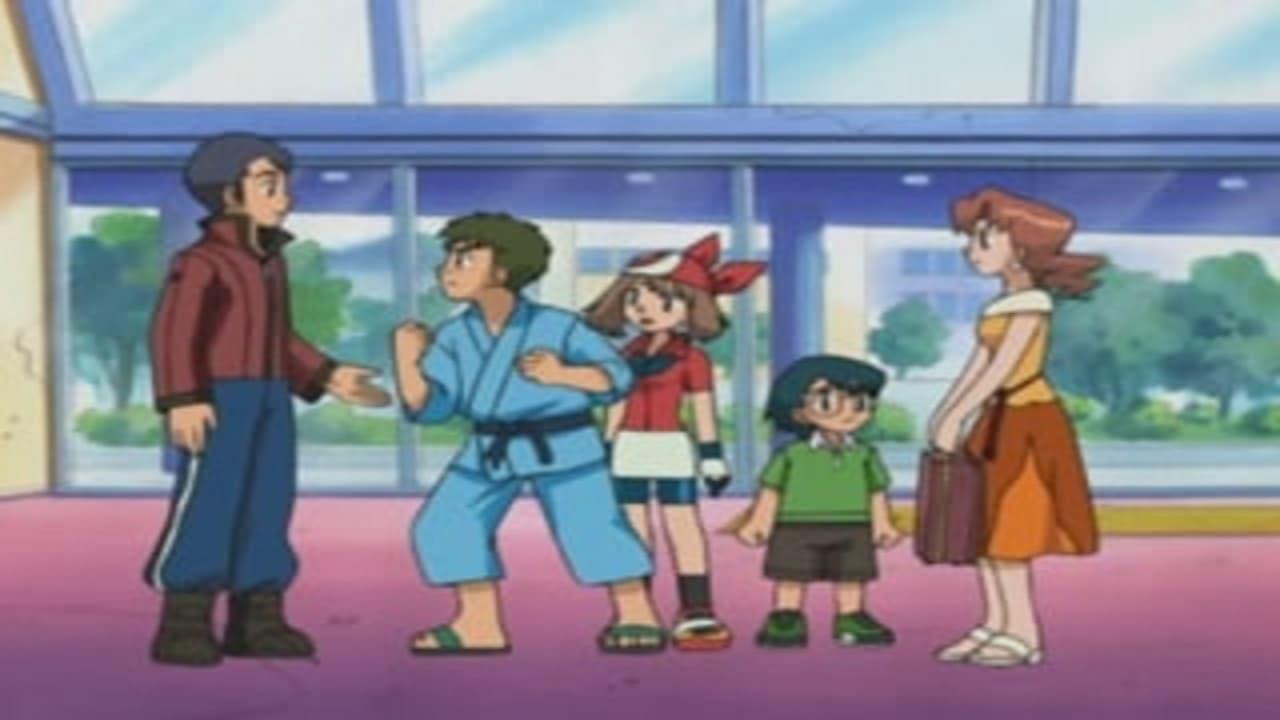 Pokémon Season 7 :Episode 29  Love, Petalburg Style!
