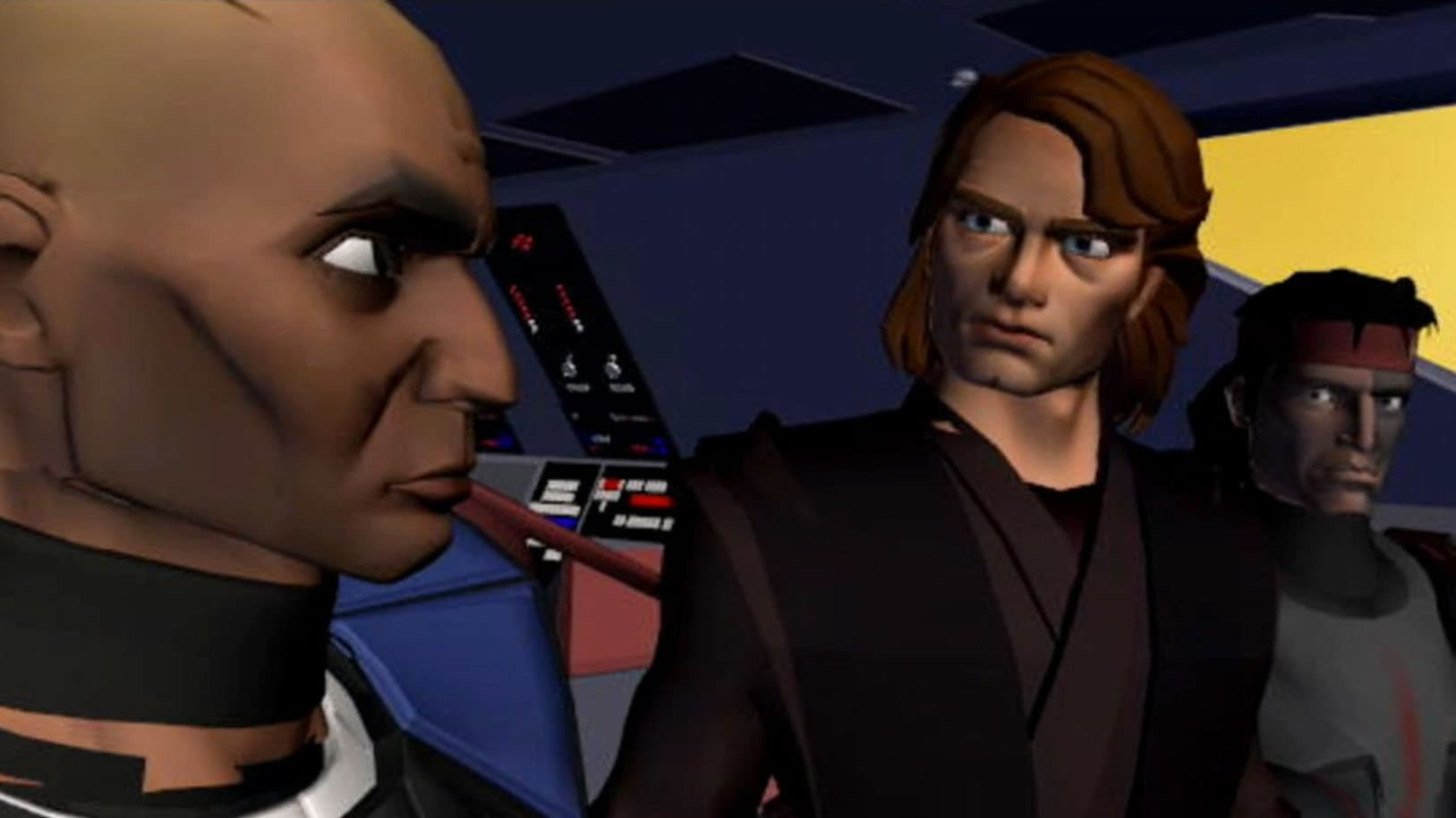 Star Wars: The Clone Wars - Season 0 Episode 28 : Story Reel: A Distant Echo