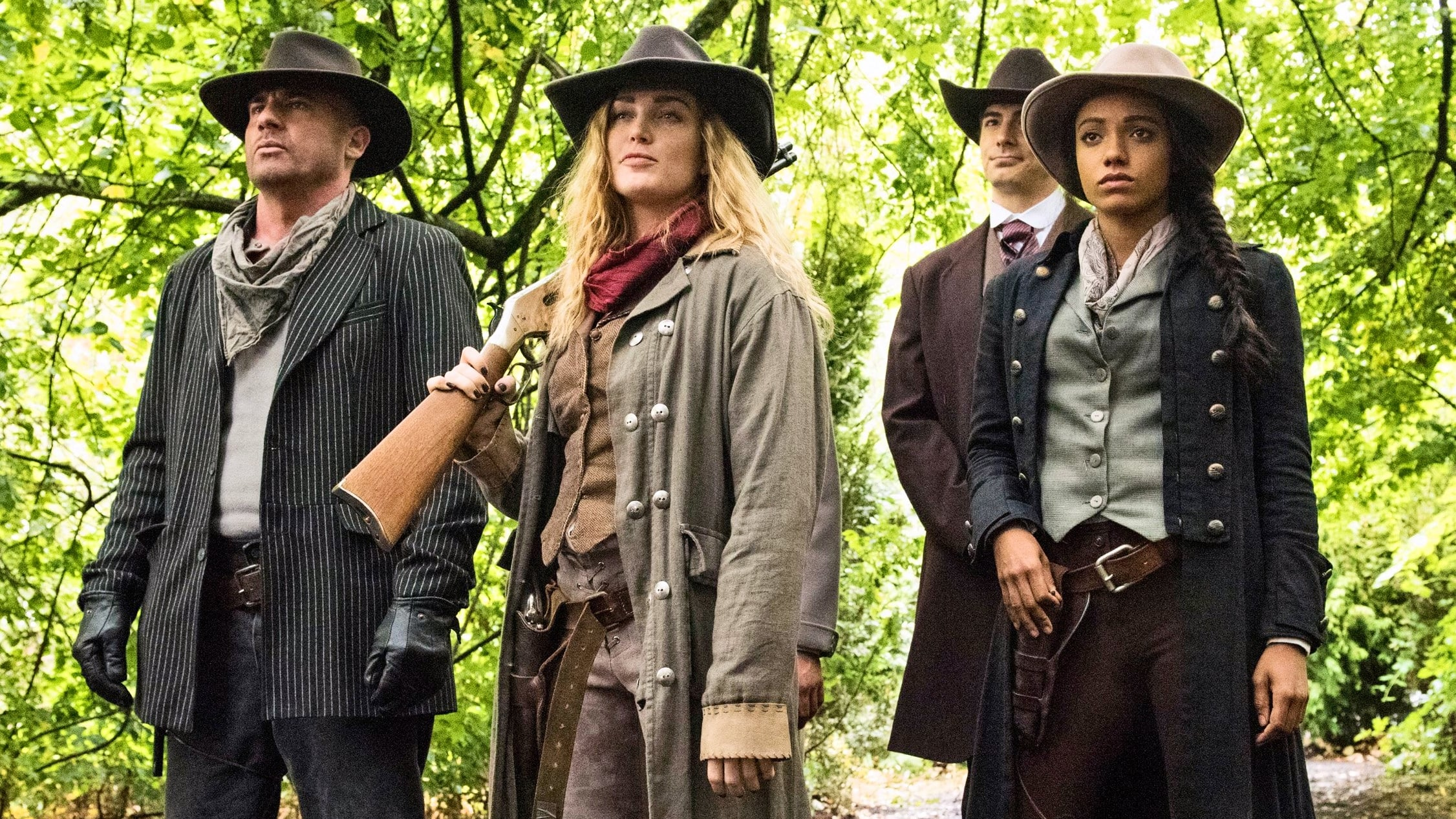 DC's Legends of Tomorrow Season 2 :Episode 6  Outlaw Country