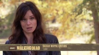 The Walking Dead Season 0 :Episode 25  Inside The Walking Dead: Judge, Jury, Executioner.