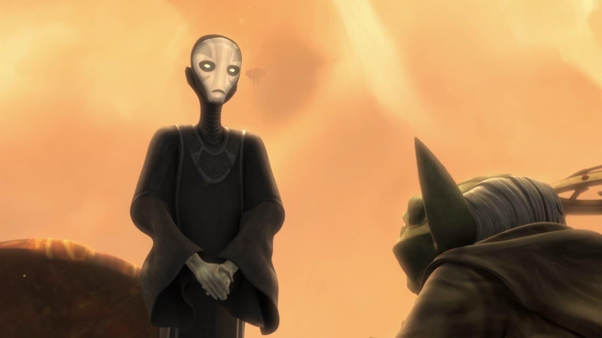 Star Wars: The Clone Wars - Season 6 Episode 12 : Destiny