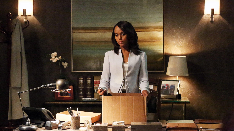Scandal Season 2 :Episode 22  White Hat's Back On