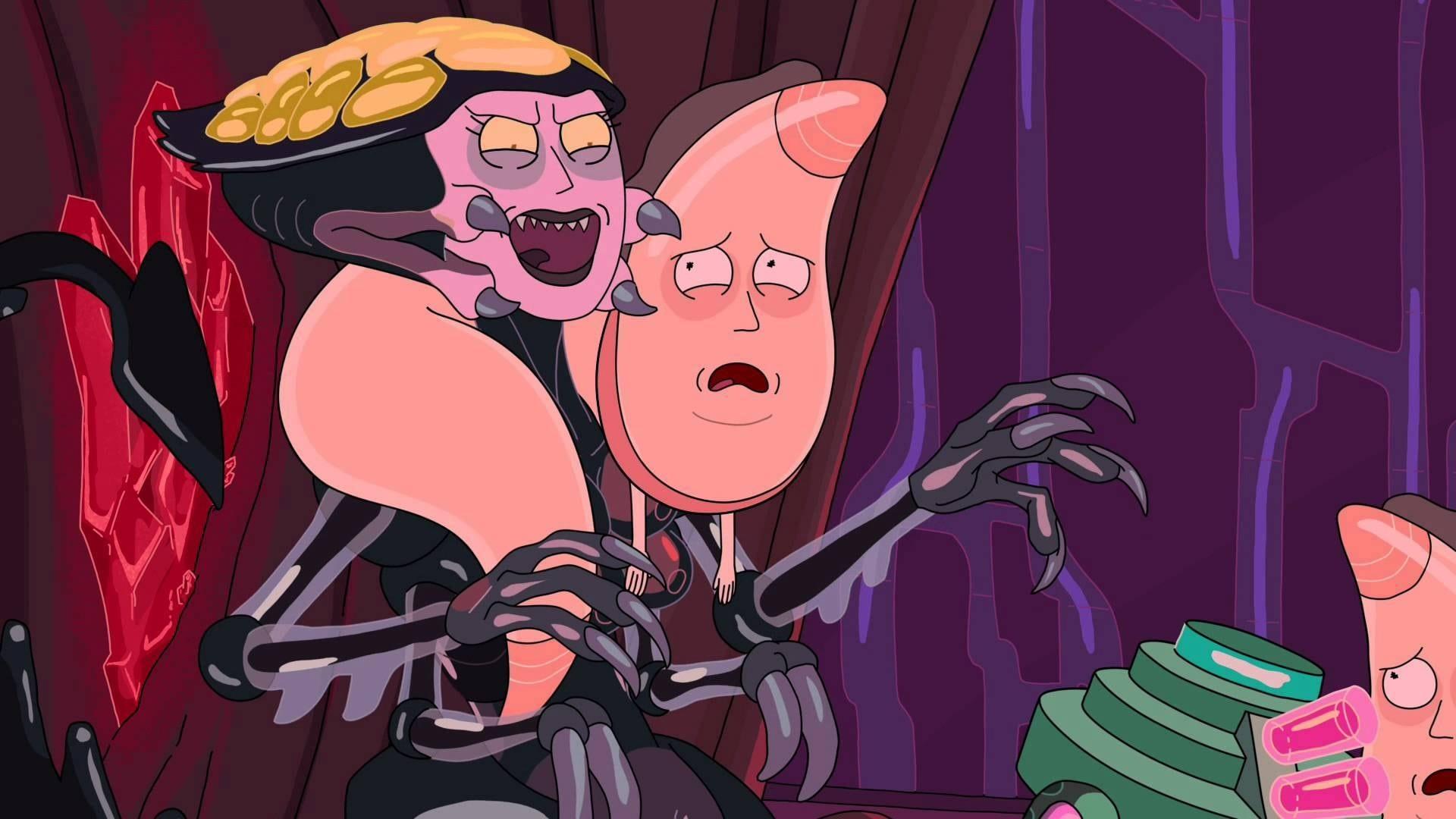Rick and Morty Season 2 :Episode 7  Jugendwahn