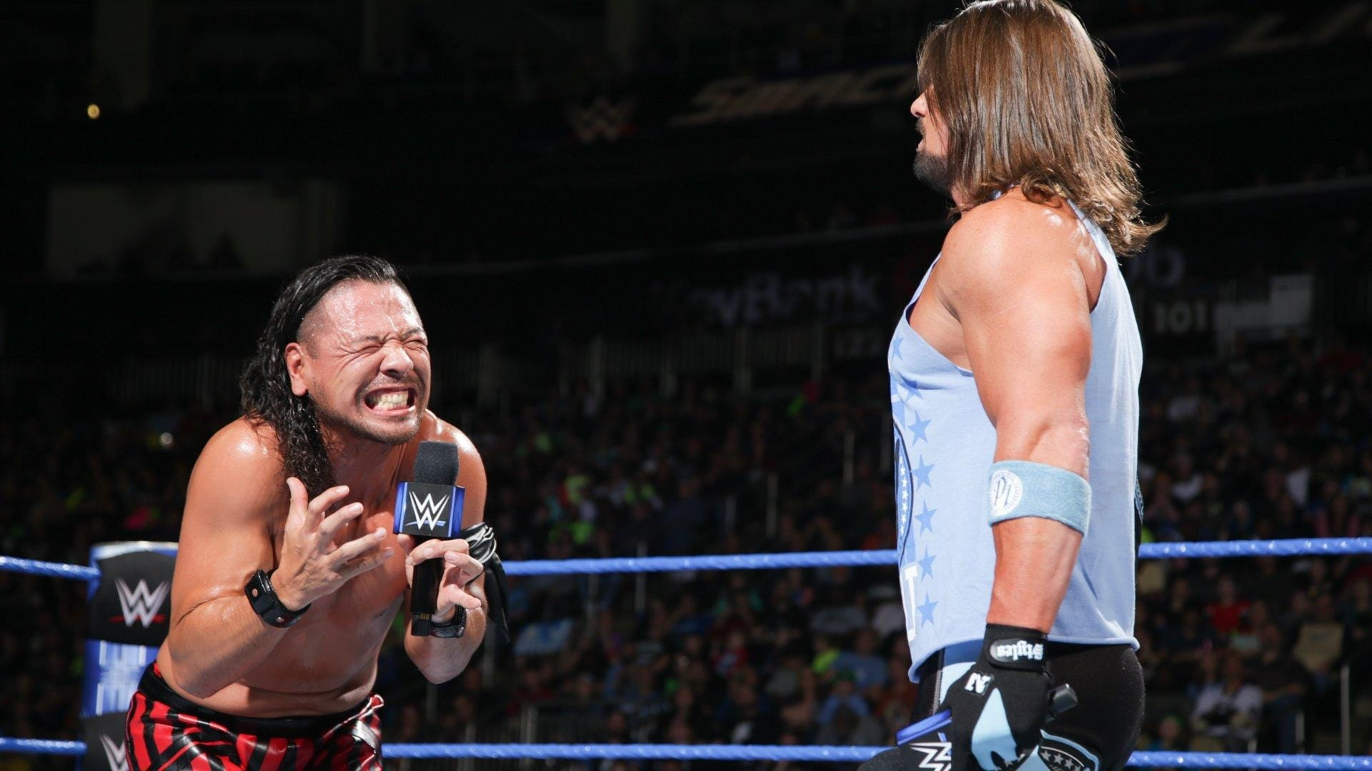 WWE Friday Night SmackDown • S20E13