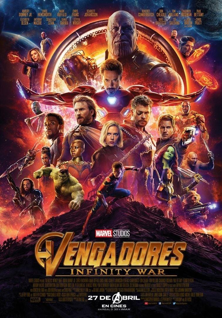 Imagen 5 Avengers: Infinity War