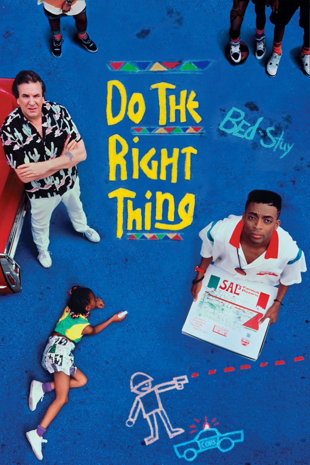 do the right thing Twenty-five years ago this month, spike lee released his third feature film and, inarguably, his greatest joint: do the right thing, the story of tensions between the local residents and an italian-american family in the black neighborhood of bedford-stuyvesant in brooklyn, on the hottest day of the summer.