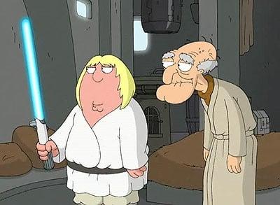 Family Guy Season 6 :Episode 1  Blue Harvest