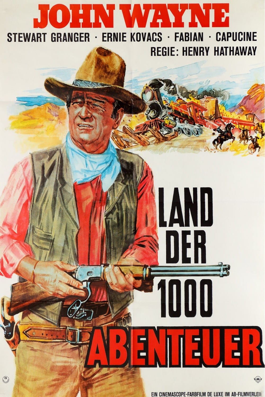 Land der tausend Abenteuer (1960) Ganzer Film Deutsch