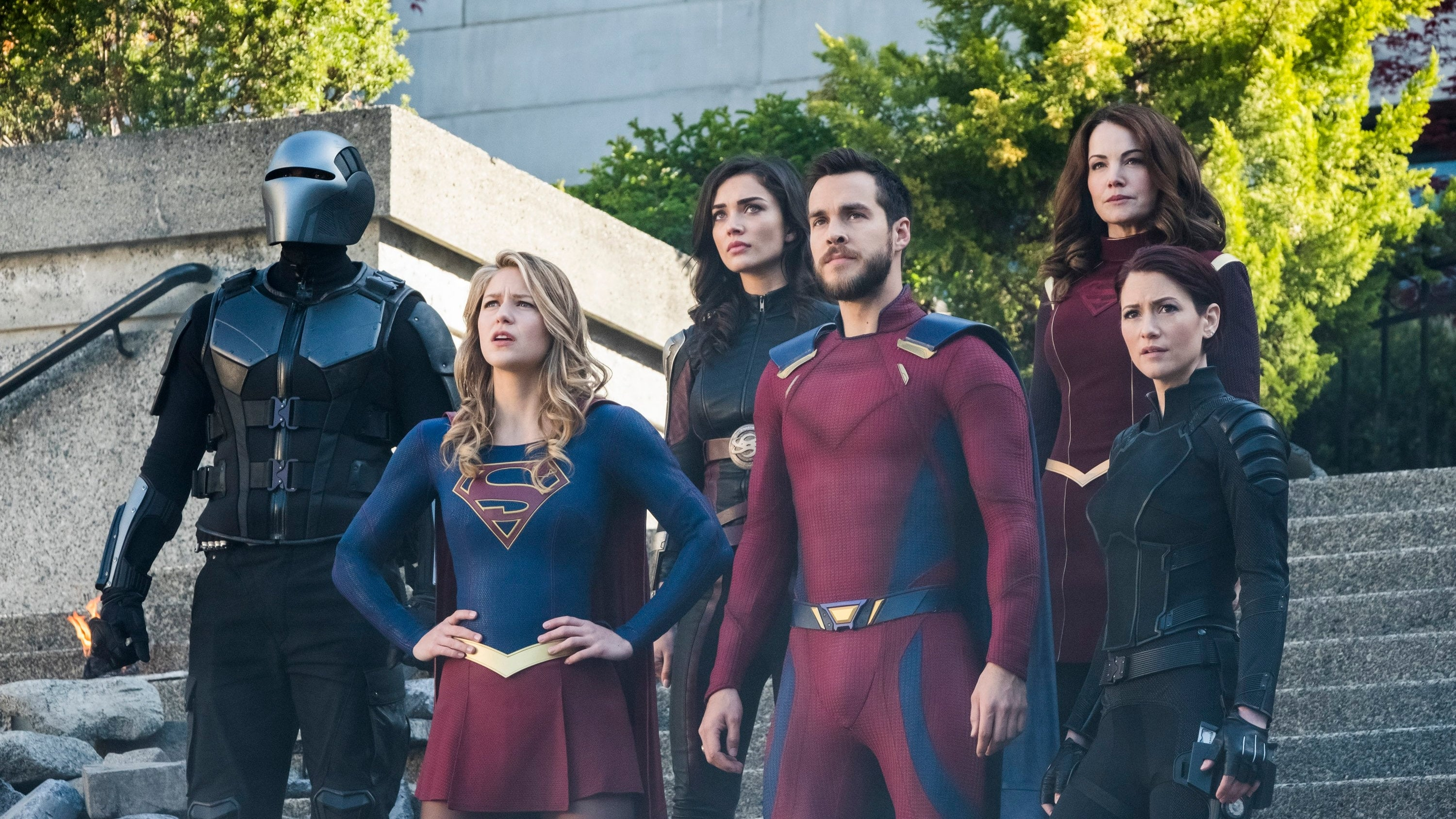 Supergirl Season 3 :Episode 23  Battles Lost And Won