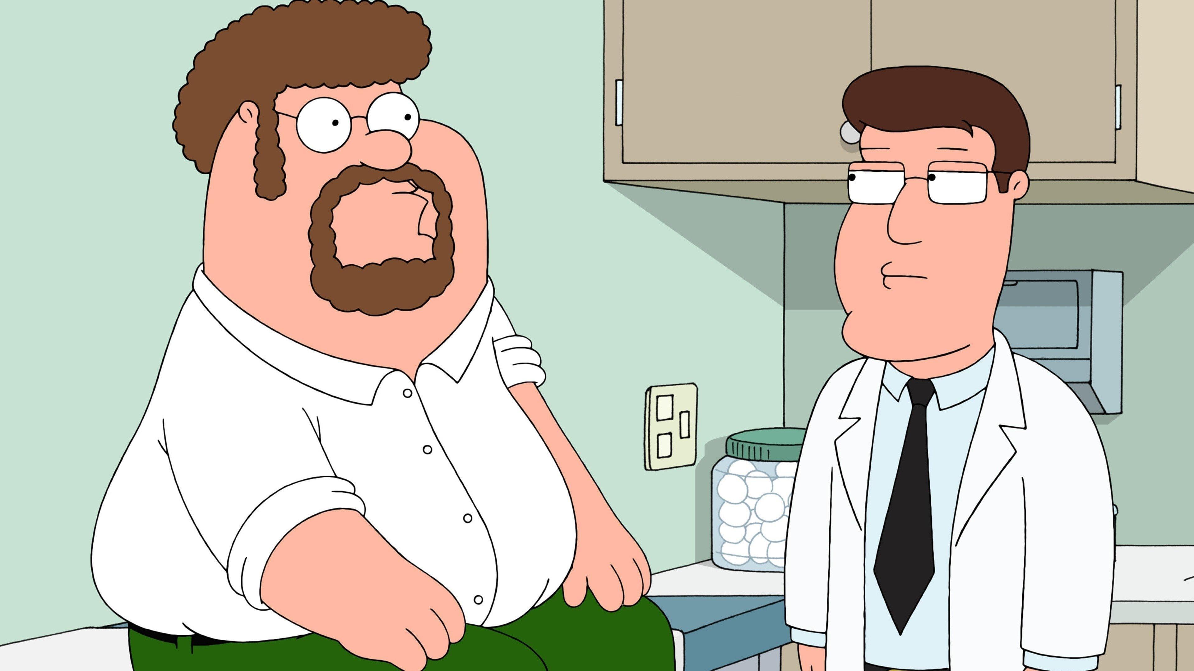 Family Guy Season 7 :Episode 8  Family Gay