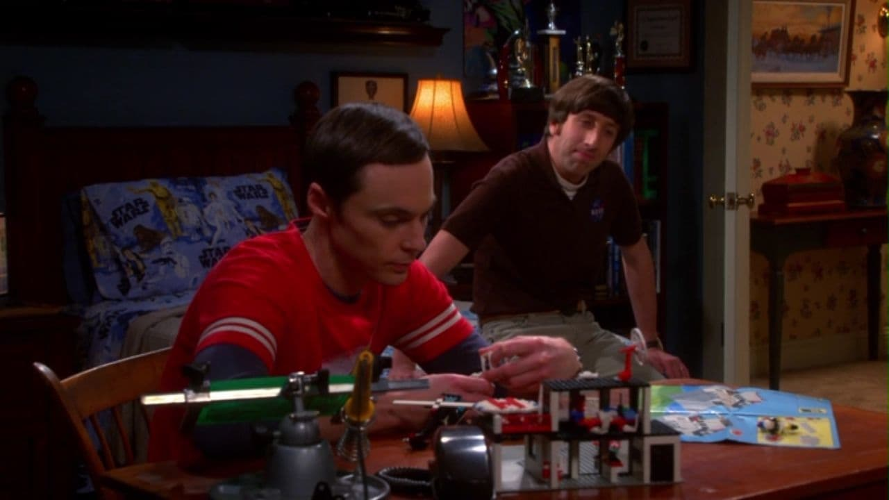 The Big Bang Theory - Season 6 Episode 18 : The Contractual Obligation Implementation