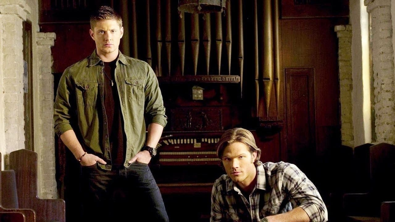 Supernatural - Season 8 Episode 12 As Time Goes By