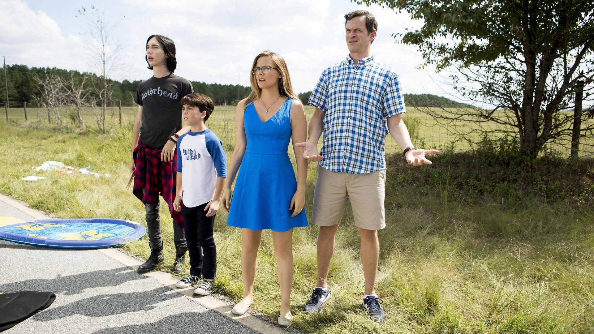 family and wimpy kid I recently watched the movie diary of a wimpy kid: the long haul with my kids  the movie follows the heffly family as they go on a family road.