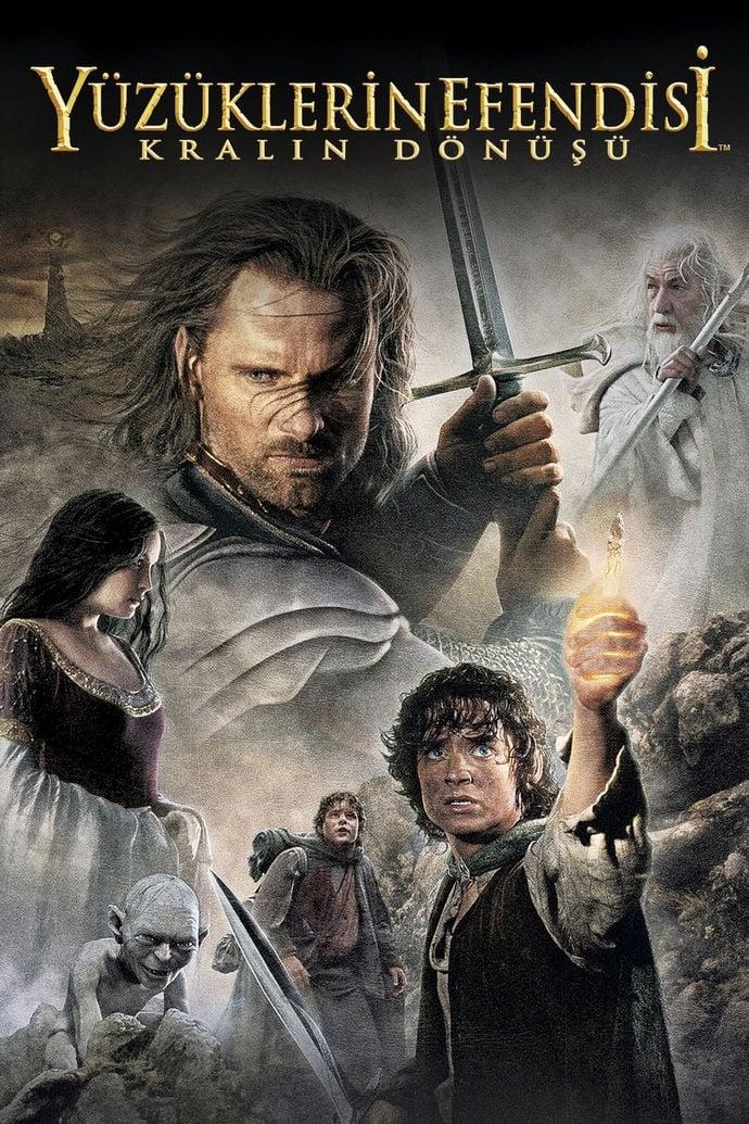 Yüzüklerin Efendisi: Kralın Dönüşü filmi