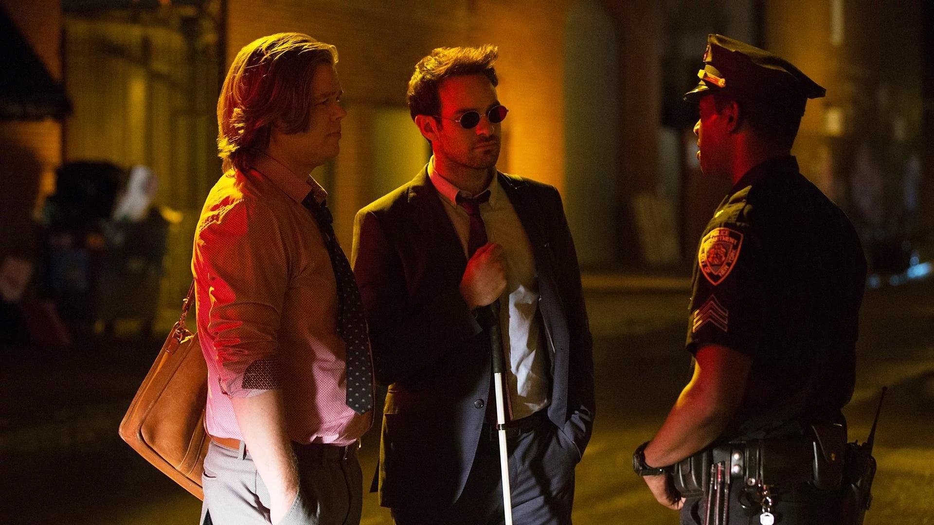 Marvel's Daredevil Season 2 :Episode 1  Bang