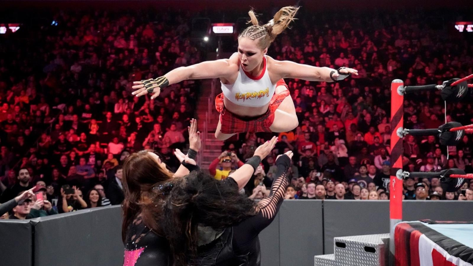 WWE Raw Season 26 :Episode 53  December 31, 2018 (Detroit, MI)