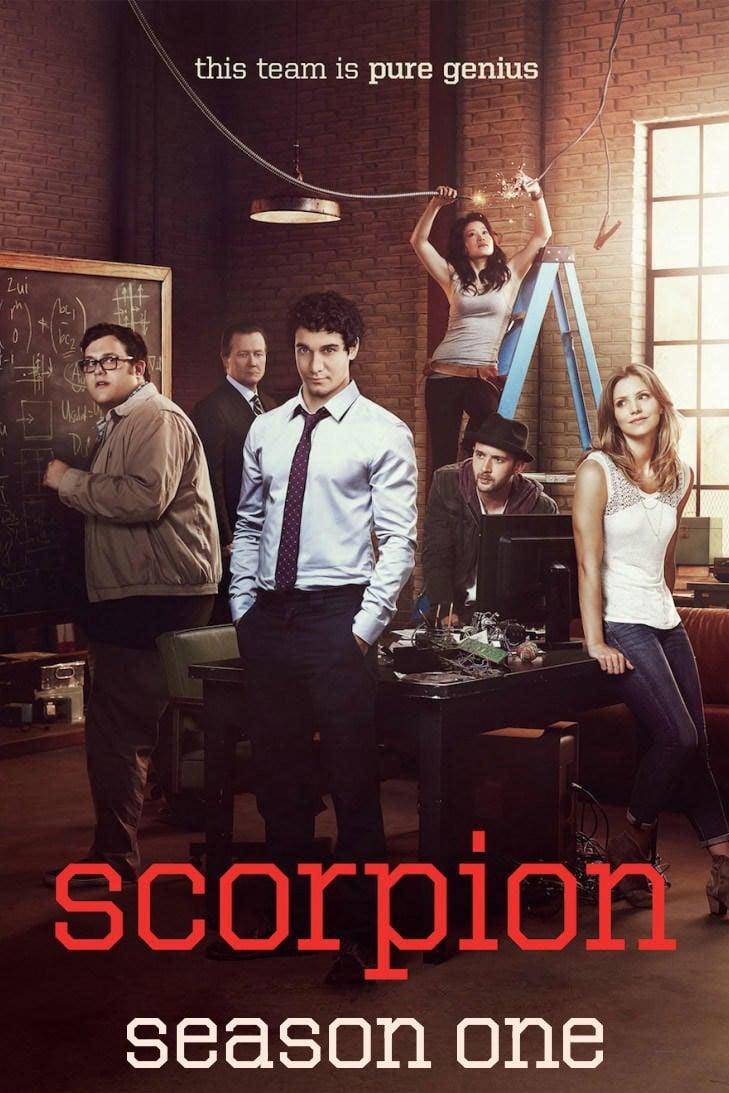 Scorpion Season 1