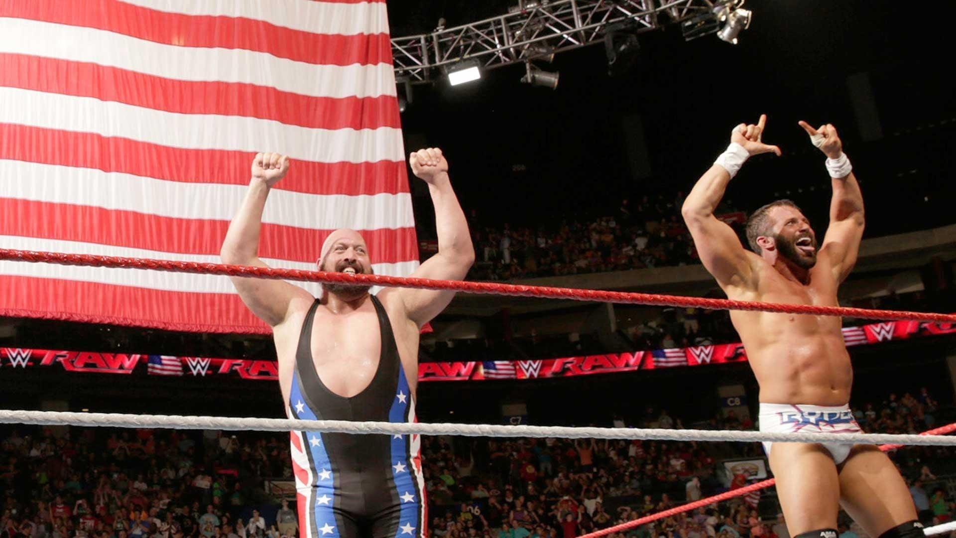 WWE Raw Season 24 :Episode 27  July 4, 2016 (Columbus, OH)