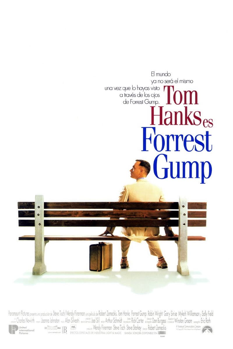 Póster Forrest Gump