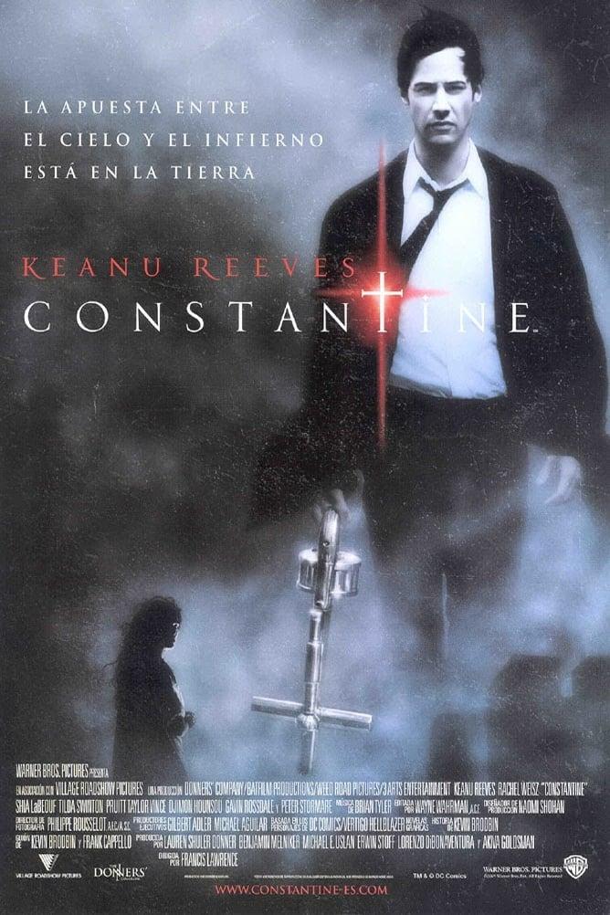 Póster Constantine