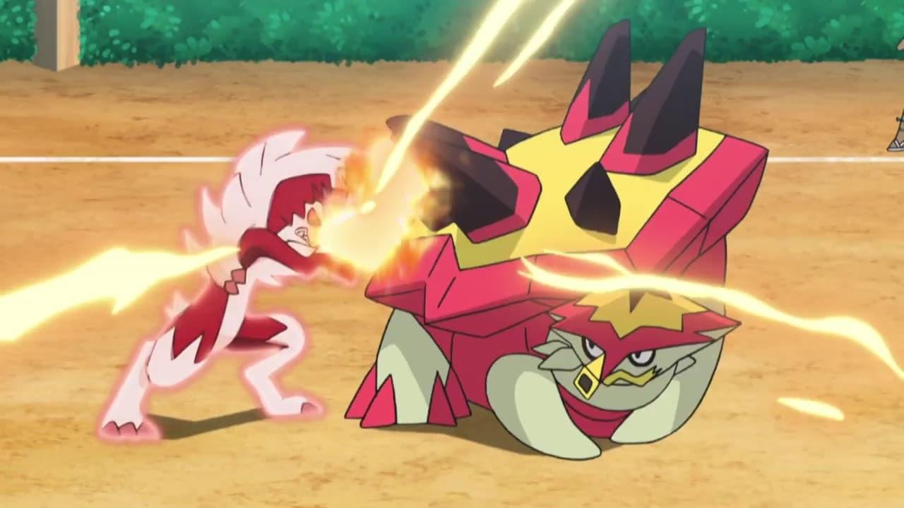 Pokémon Season 22 :Episode 43  The Final Four!