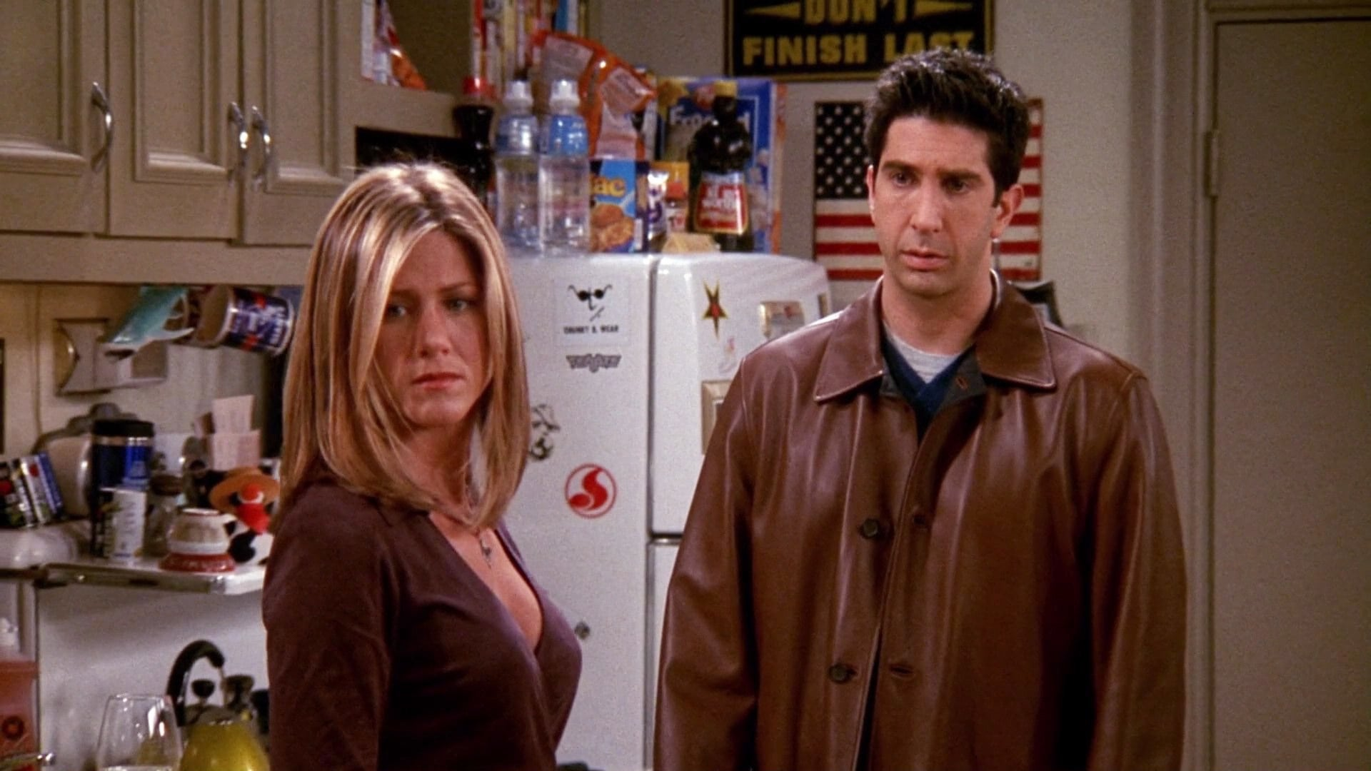 Friends Season 8 :Episode 8  The One with the Stripper