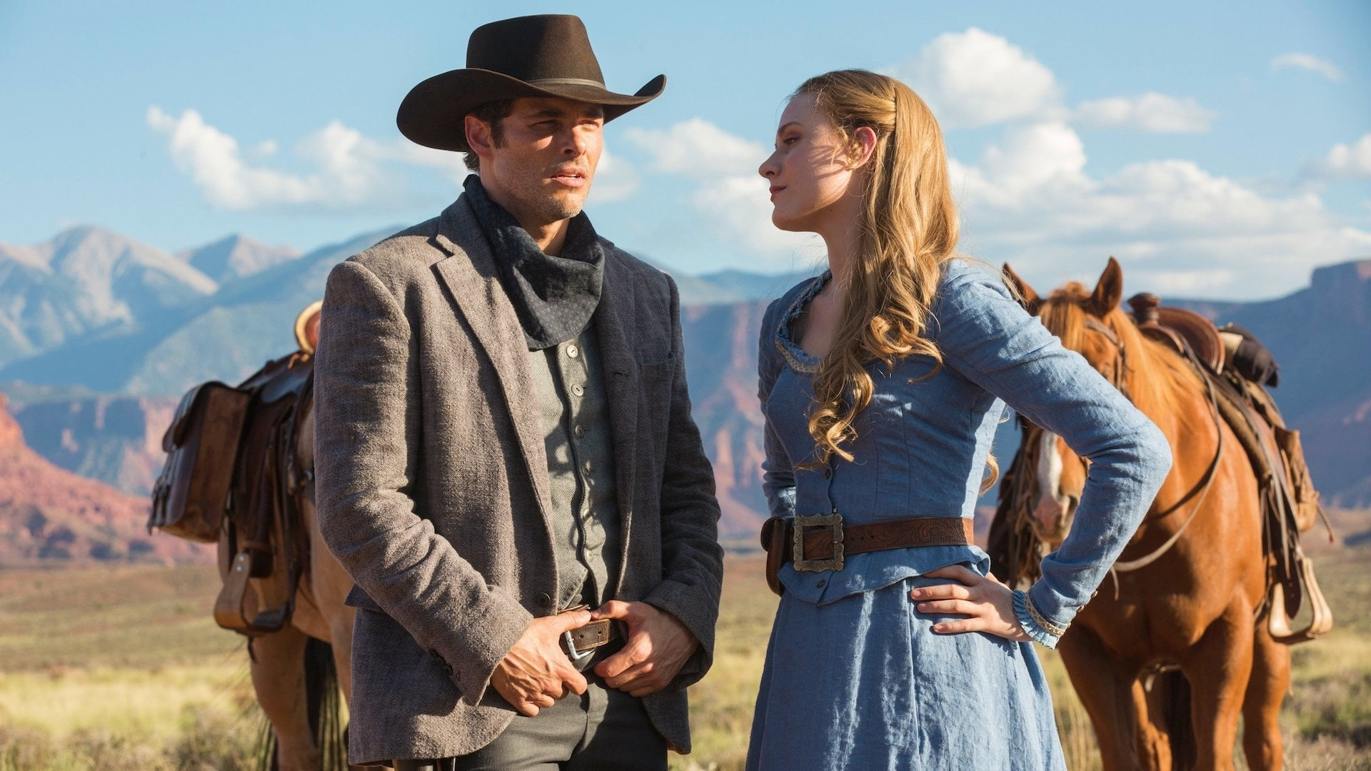 Westworld - Season 1 Episode 1 : The Original
