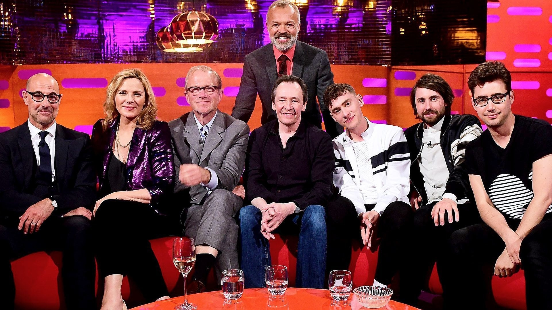 The Graham Norton Show Season 17 :Episode 1  Stanley Tucci, Harry Enfield, Paul Whitehouse, Years & Years