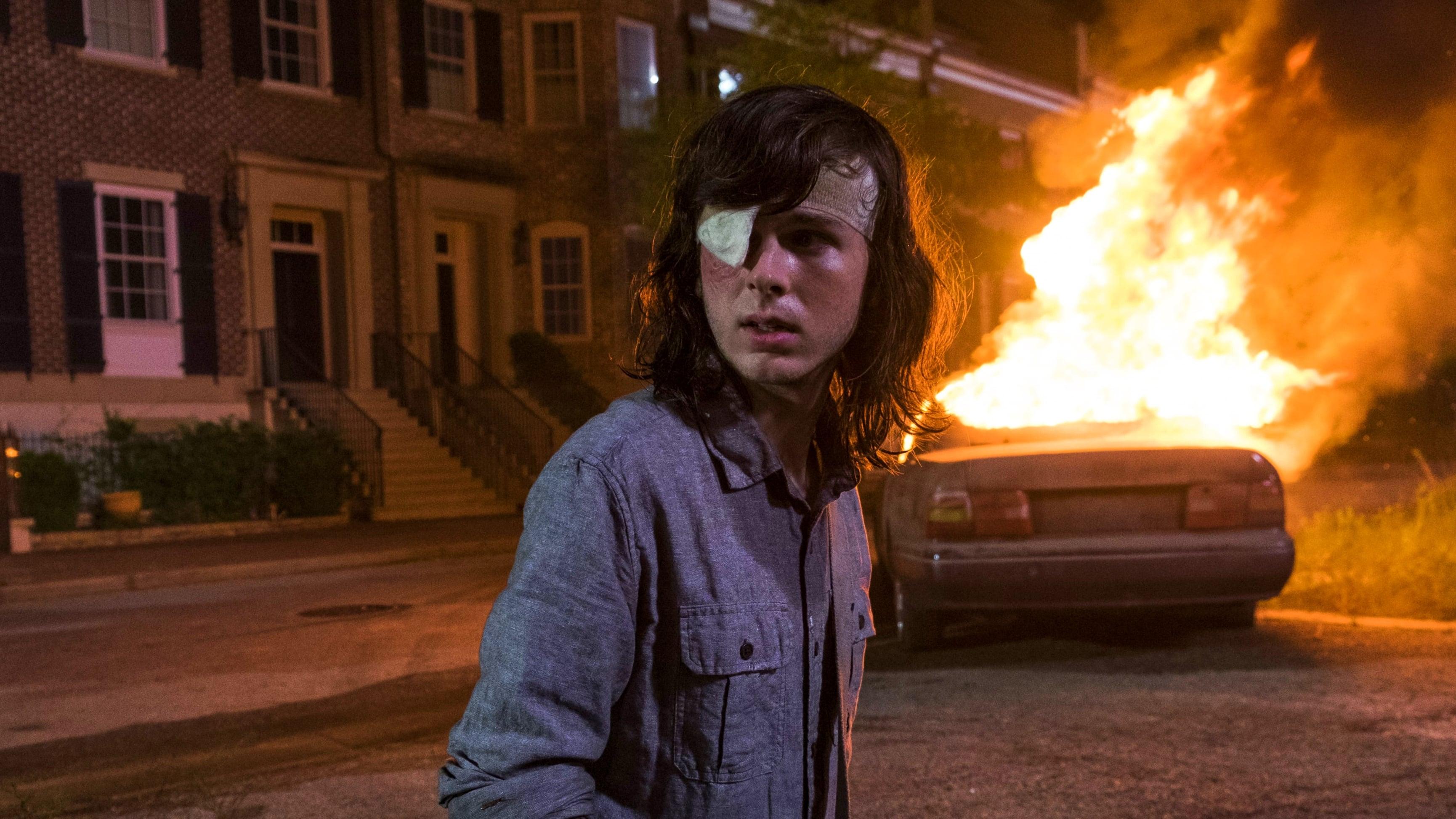 The Walking Dead Season 8 :Episode 8  How It's Gotta Be
