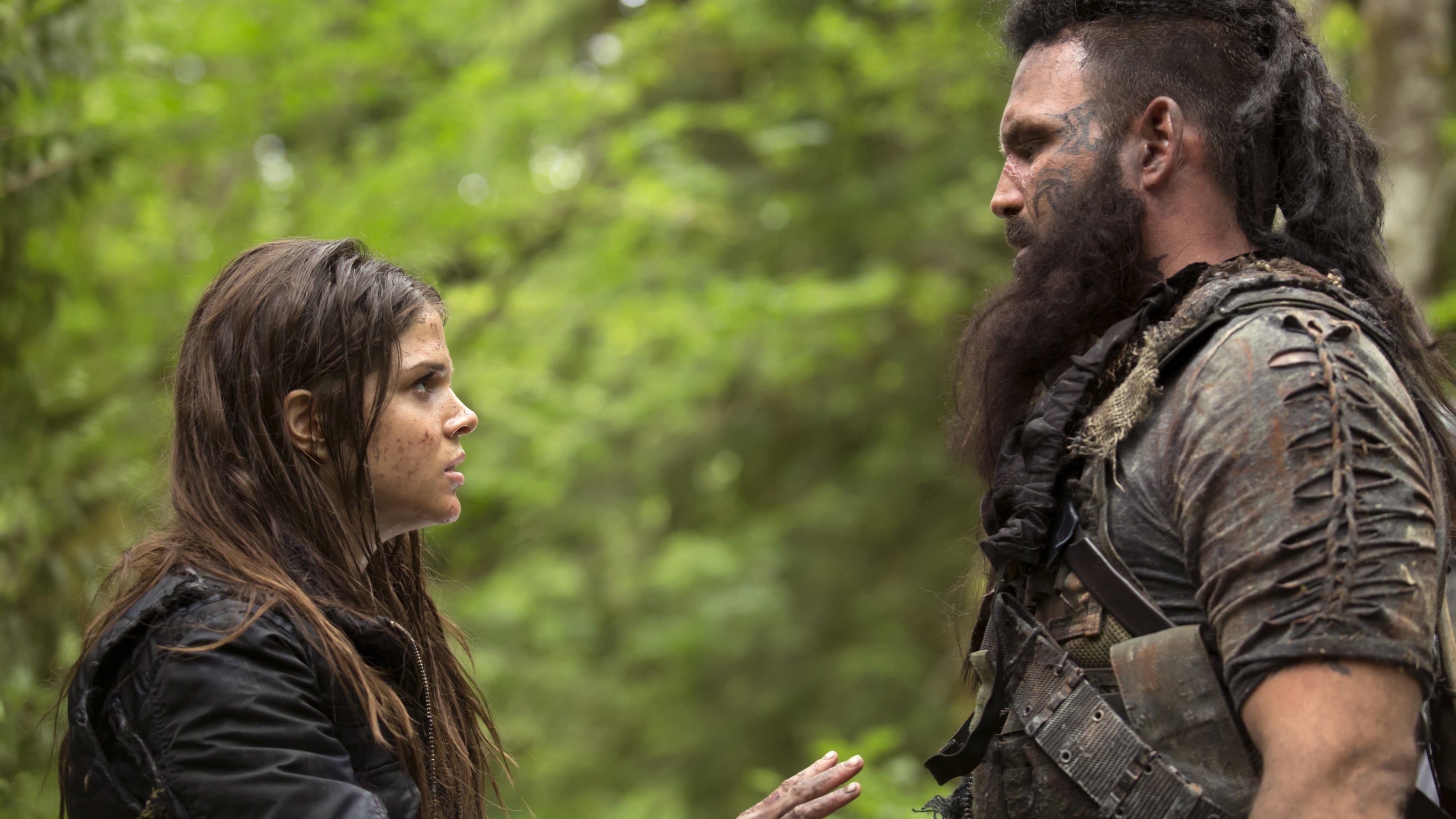 The 100 Season 2 :Episode 2  Inclement Weather