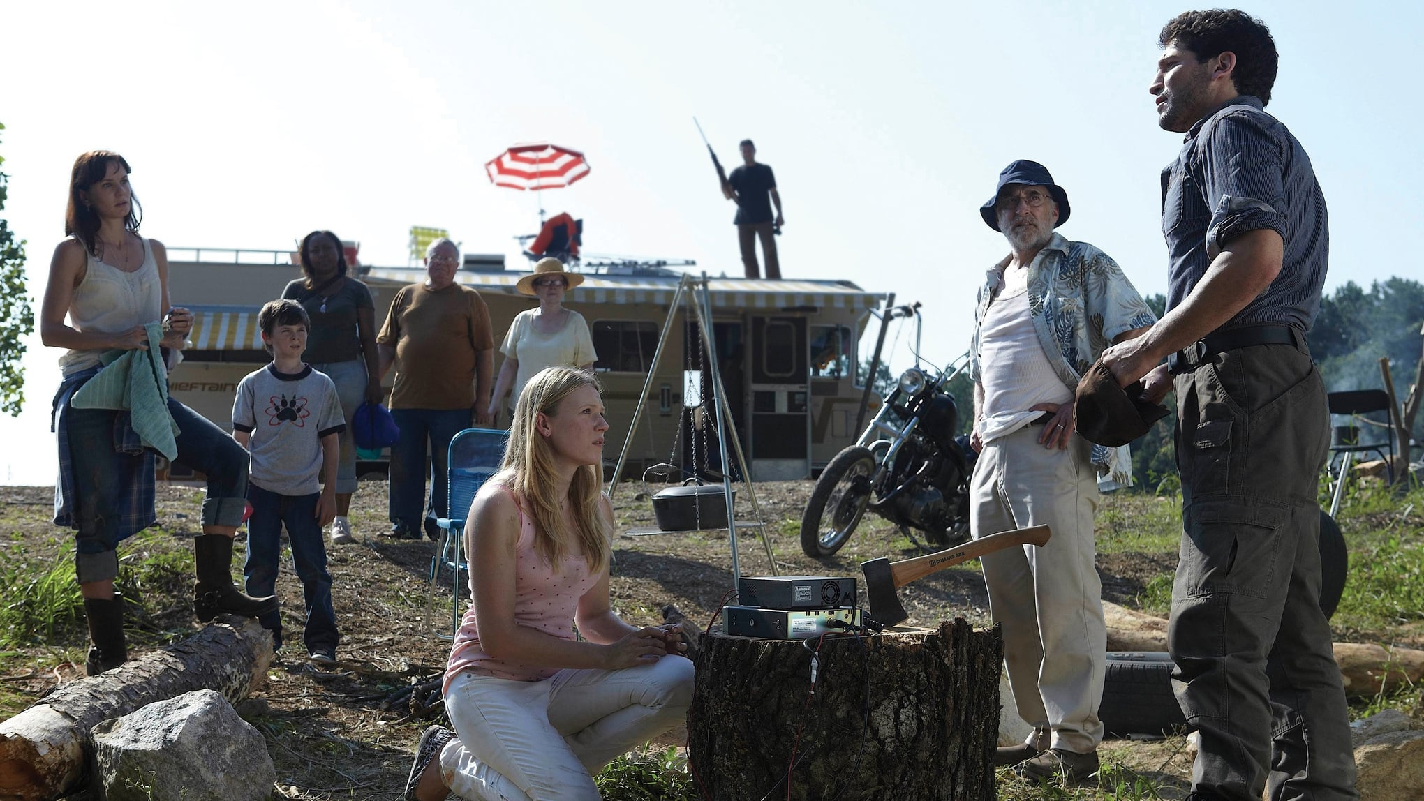 The Walking Dead – Saison 1 Streaming HD