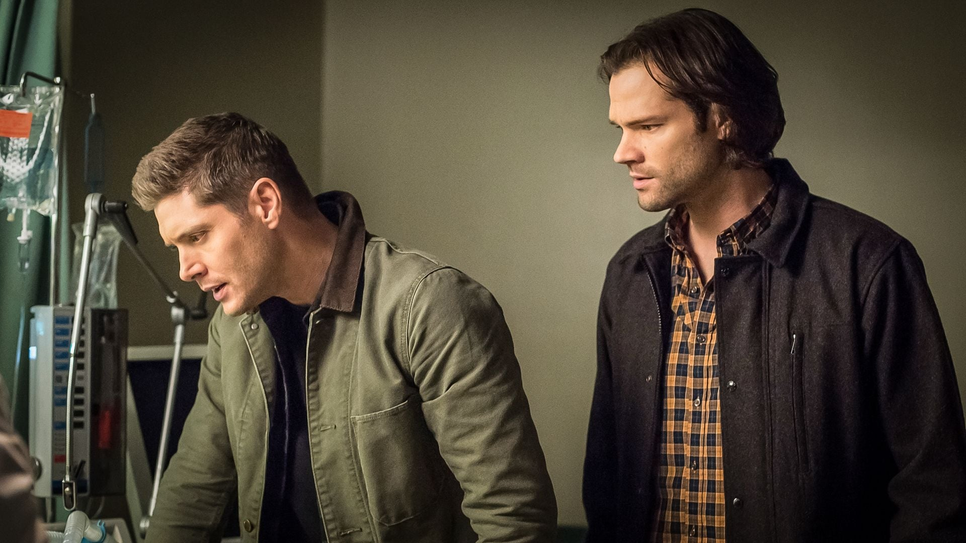 Supernatural Season 14 :Episode 12  Der Prophet