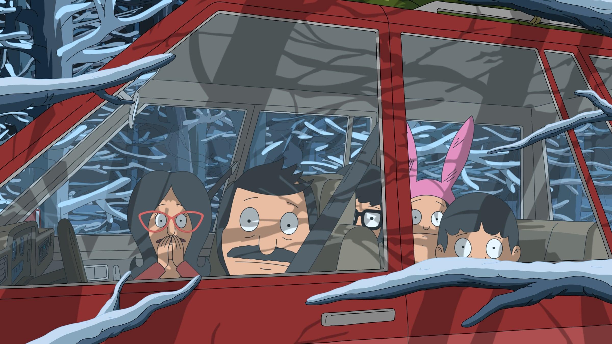 Bob's Burgers - Season 4 Episode 8 : Christmas in the Car