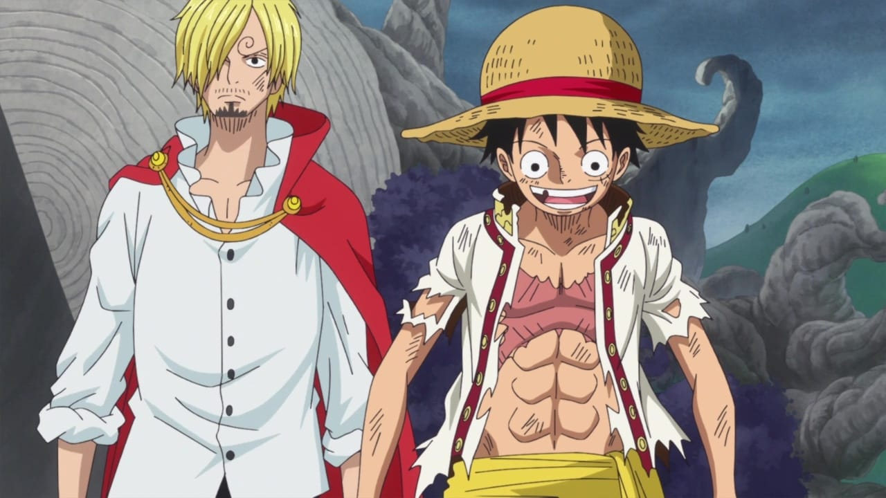 One Piece Season 19 :Episode 826  Sanji Comes Back! Crash! The Tea Party from Hell!
