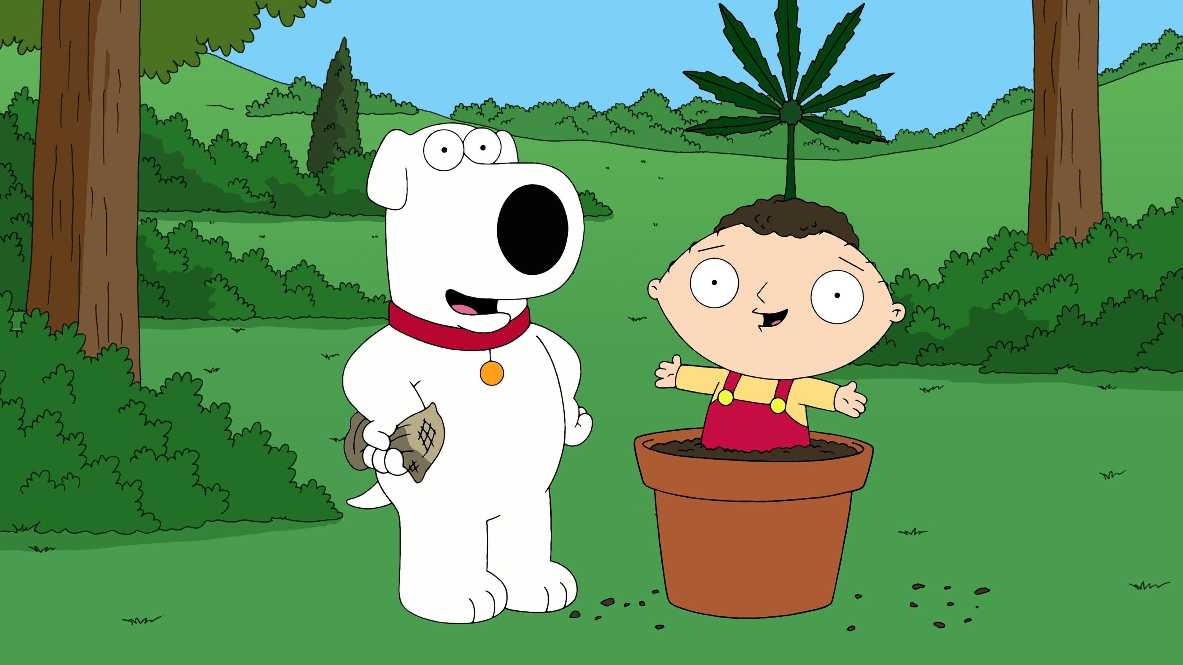 Family Guy Season 7 :Episode 12  420