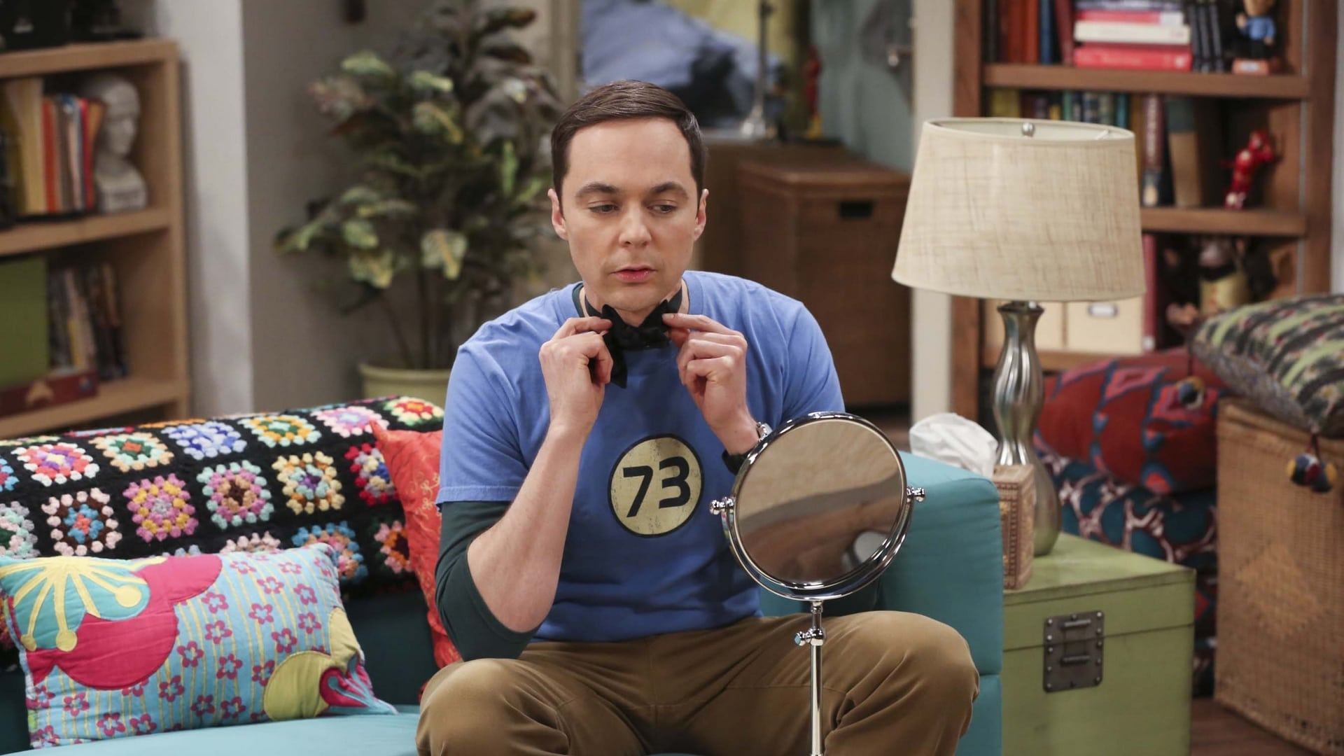 The Big Bang Theory Season 11 :Episode 24  The Bow Tie Asymmetry