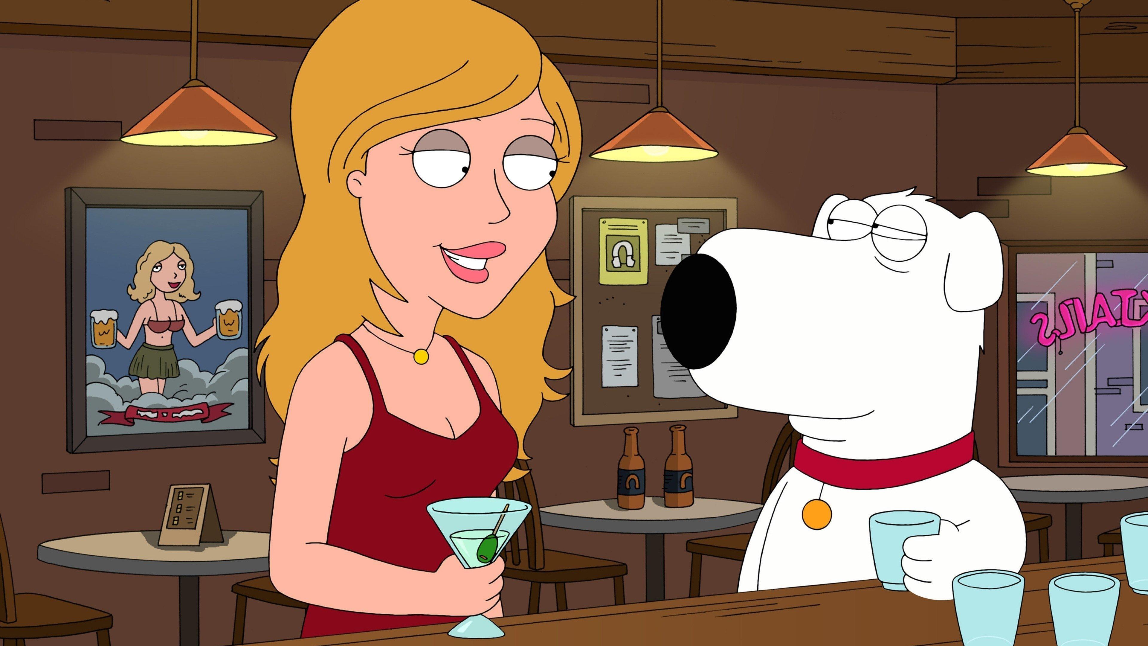 Family Guy Season 7 :Episode 14  We Love You, Conrad