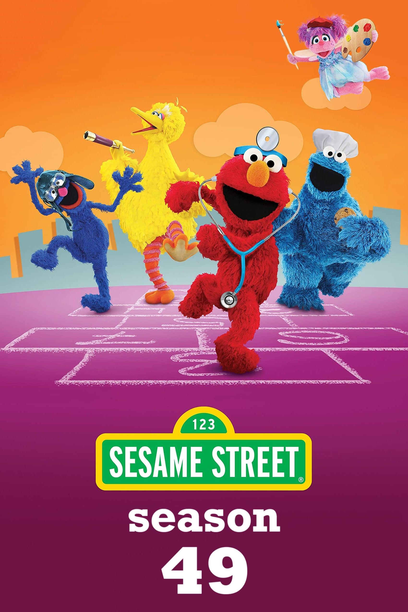 Sesame Street Season 49