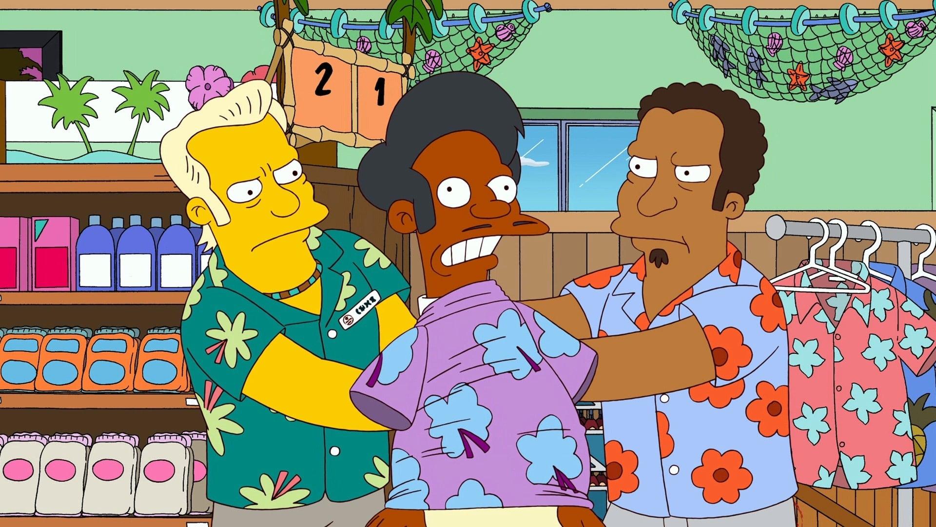 The Simpsons Season 23 :Episode 15  Exit Through the Kwik-E-Mart