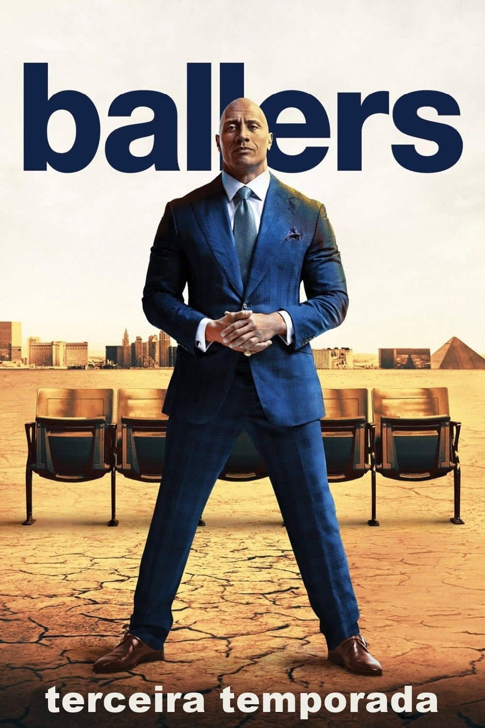 Ballers 3º Temporada (2017) Blu-Ray 720p Download Torrent Dub e Leg