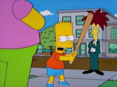 Die Simpsons Season 12 :Episode 13  Hallo, du kleiner Hypnose-Mörder