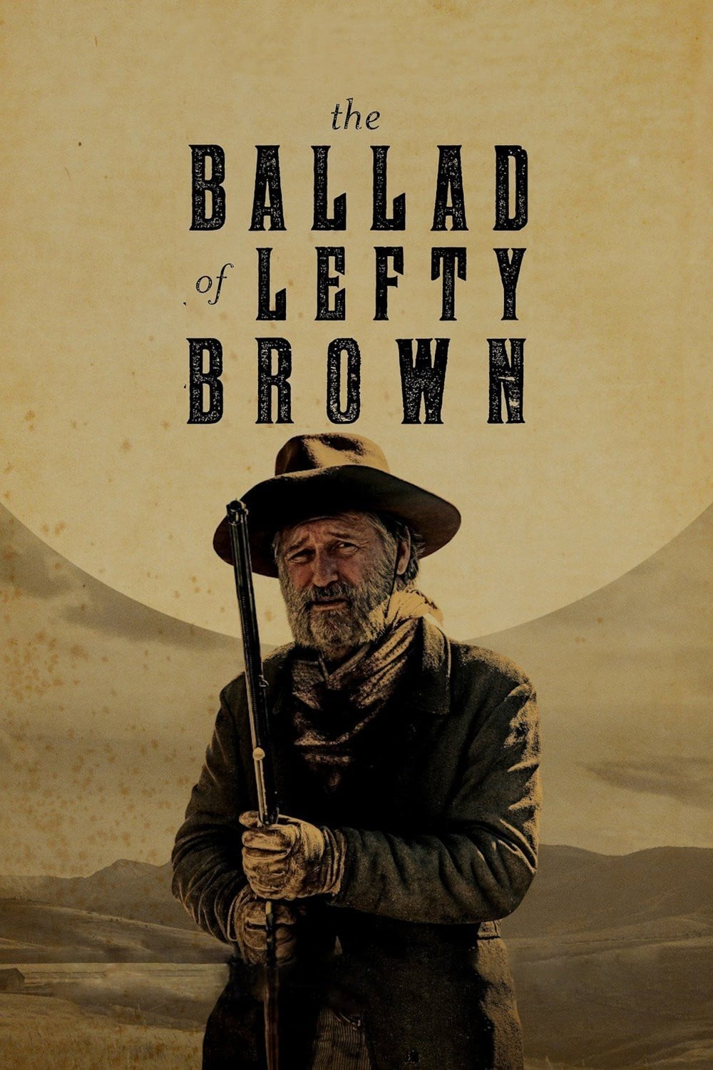 Póster La Balada de Lefty Brown