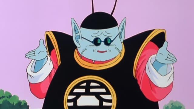 Dragon Ball Z Kai Season 1 :Episode 6  The End of Snake Way! King Kai's Bizarre Test!