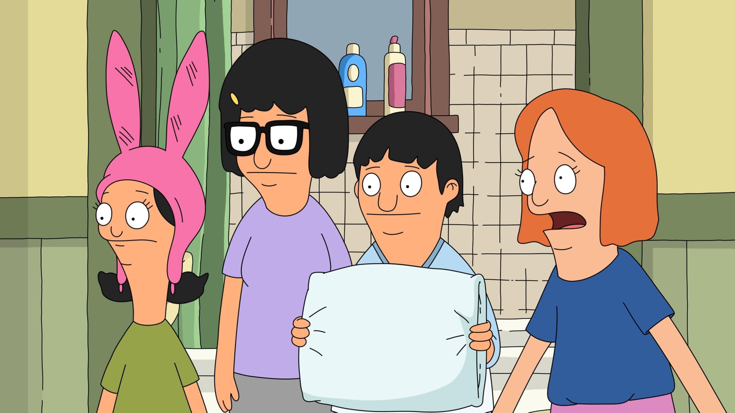 Bob's Burgers - Season 4 Episode 9 : Slumber Party