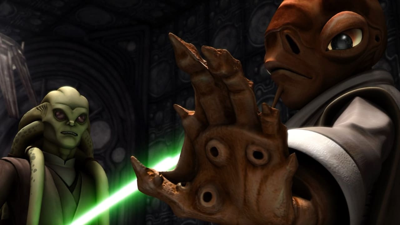 Star Wars: The Clone Wars - Season 1 Episode 10 : Lair of Grievous