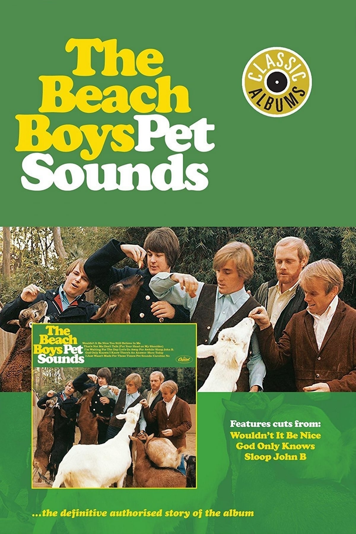 an analysis of the impact of the beach boys and their album pet sounds during the 1960s I've just bought my kids each a copy of it for their education in life---i was the beach boys we had that in our minds during the the pet sounds album.