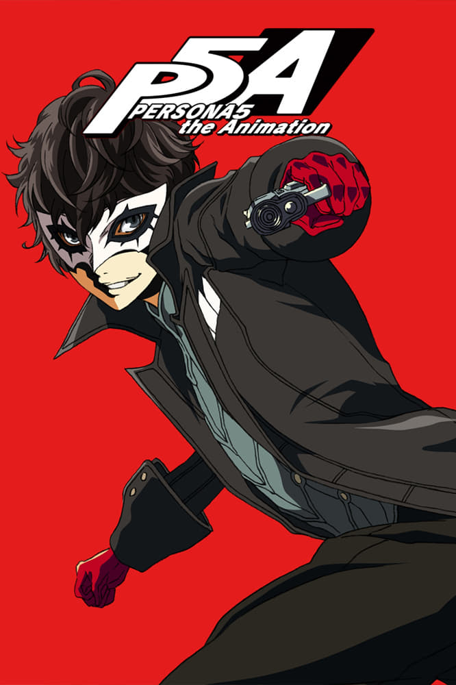 image for Persona 5 the Animation