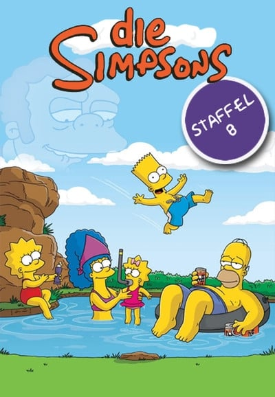 Die Simpsons Season 8